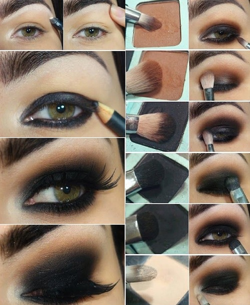 Make up idees xristoygenon5