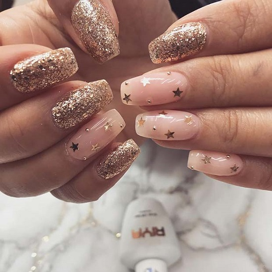 Nails art gia Xristougena5